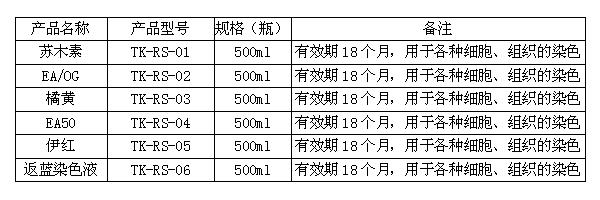 贝斯特全球最奢华218betway88体育染色液技术参数